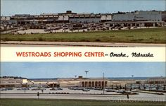 Westroads Shopping Center.  I grew up within walking distance.  I remember the construction.  My first job was there.  My first (Jessica McClintock) prom dress was purchased there.  And my first pair of Levi button fly jeans when we were still not allowed to wear them to school. :)