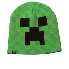 Jinx Minecraft Creeper Beanie from Hot Topic. Saved to Things I want as gifts. Shop more products from Hot Topic on Wanelo. Minecraft Lego, Minecraft Outfits, Minecraft Clothes, Minecraft Stuff, Minecraft Awesome, Minecraft Costumes, Minecraft Gifts, Minecraft Medieval, Lego Lego