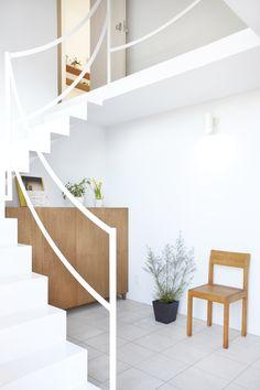 House Y for two families - Hiroyuki Shinozaki Architects | 篠崎弘之建築設計事務所