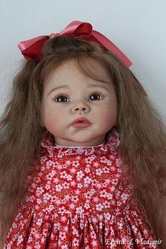 Екатерина (Rainer by Romie Strydom)|Elvira&Vladimir|reborn dolls