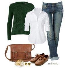 """""""Autumn in New York"""" by archimedes16 on Polyvore"""