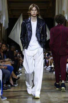 3.1 Phillip Lim Menswear Spring Summer 2016 Paris - NOWFASHION