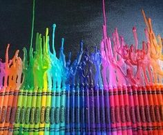 #bold #crayons #colo