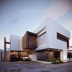 Welcome to Besana Studio Modern Residential Architecture, Minimalist Architecture, Architecture Design, Villa Design, Facade Design, Exterior Design, Arch House, Facade House, House Front Design