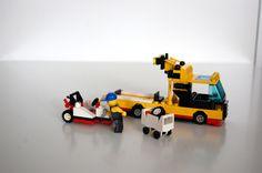 Go-kart transporter