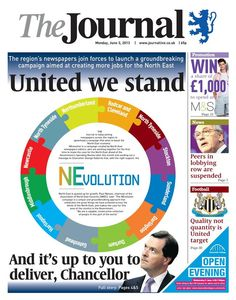 The Newcastle Journal plays its part in a multi-newspaper campaign to get more powers devolved to the North East