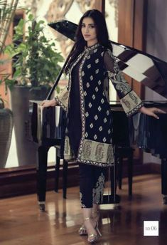Mbroidered Eid Collection Maria B Mbroidered Eid Dresses Maria B embroidered collection Maria B Mbroidered Eid Collection 2015 Latest Pakistani Fashion, Pakistani Outfits, Indian Fashion, Pakistani Clothing, Pakistani Designer Clothes, Latest Pakistani Dresses, Designer Dresses, Eid Dresses, Party Wear Dresses