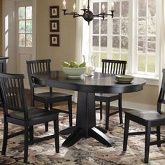 #jossandmain.com          #table                    #Mission #Dining #Table #Black                      Mission Dining Table in Black                                                 http://www.seapai.com/product.aspx?PID=128723