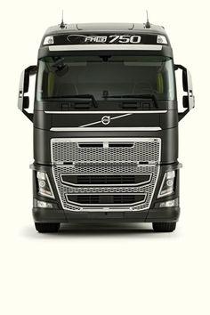 Volvo FH16 750 - o caminhão mais potente do mundo - MotorDream