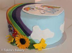 My Little Poney cake