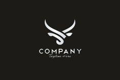 Logo for sale: Ornamental Bull Logo