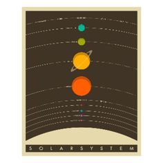 Brown Solar System A3 Unframed Print ($78) ❤ liked on Polyvore featuring home, home decor, wall art, nebula wall art, quote wall art, modern home accessories, solar system wall art and outer space wall art