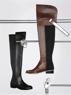 OBSESSION Pair our comfortable goring-back boots with one of our  undeniably alluring leggings 0376df7d4fd