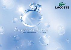 Muzyka z reklamy perfum Lacoste Inspiration