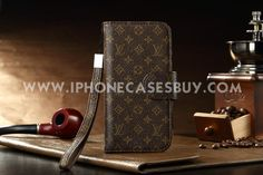 Classic LV Monogram style Made of quality leather Easy access to all ports & buttons Wallet Case gives full protection Slots for credit cards and bills Designer iPhone 6 Covers cases