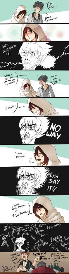 RWBY poor Qrow :(