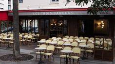 Les Trois Garçons, troquet néorétro à Paris 15e