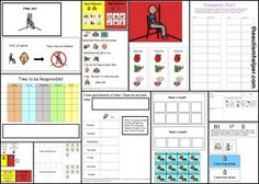 Use visuals to make behavior management for children with autism easier and more effective by theautismhelper.com
