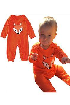 Buy Cheap New Spring Autumn Newborn Baby Boy Girls Long Sleeves Snowman Print Kids Clothes Romper Jumpsuit Baby Boys Girls Clothes #35 Clothing Sets