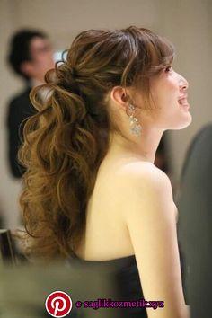 ブライダルページ ブライダルページ Hairdo Wedding, Hair Arrange, Hair Setting, How To Make Hair, Bride Hairstyles, Bridal Style, Bridal Hair, Hair Care, Hair Makeup