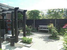 Garden solutions for privacy when overlooked by neighbouring houses