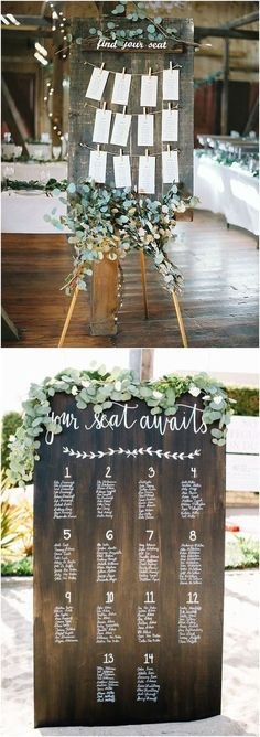 cool Eucalyptus green wedding color ideas / www. Read More by decorating ideas wedding Eucalyptus green wedding color ideas / www. Elegant Wedding Invitations, Wedding Themes, Wedding Signs, Wedding Colors, Diy Wedding, Rustic Wedding, Wedding Flowers, Wedding Day, Wedding Venues