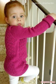 """Пуловер по мотивам """"Anemone"""""""