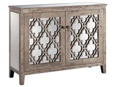 Shop for Stein World Aimee Cabinet, 13267, and other Living Room Cabinets at Stein World in Memphis, TN. Mirrored 2-Door Cabinet.