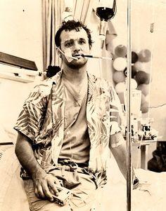 Bill Murray as Hunter S. Thompson from the movie Where the Buffalo Roam