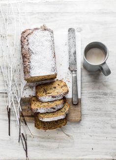 plumacake semplice prugne e zucchero integrale