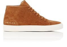 Common Projects New Court Mid-Top Sneakers - Sneakers - 504612681
