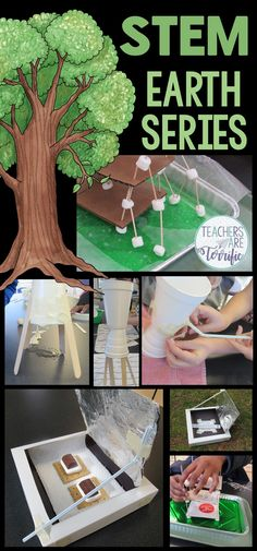 STEM Challenges for Earth Day are part of this resource that will have your kids buzzing about the environment. The lesson plans are detailed, thorough, and full of tips for the teacher. These three hands-on projects are amazing!  Students will create an Earthquake Resistant Structure, Experiment and Design a Solar Oven, and Design a Water Pipeline that works! These challenges will become the favorites in your classroom!