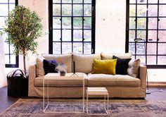 Sofa Largo fra Jonas Ihreborn