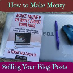 Kerrie's Chaos: Sell Your Blog Content and #Writing #Reprints Over and Over Using My Resource!