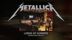 The studio version of the new Metallica Song: Lords of Summer has been released:  http://www.youtube.com/watch?v=AiOtev3rEKI&sns=tw #metal http://metaldescent.com/metallica