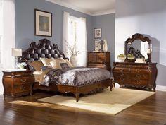 Fairmont Designs Bedroom Sets Entrancing Fairmont Designs Grand Estates 4Pc Eastern King Sleigh Bedroom Set Review