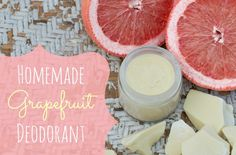 Learn how to make homemade deodorant that works great without toxic ingredients. Make your own safe, all natural deodorant with this super simple recipe.