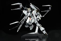 Nu Gundam Ver. Ka Titanium Finish Ver. Master Grade Model Kit 1/100 Scale - SOLD OUT