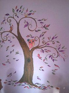A mural for the precious Jayden