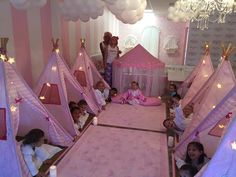 Sleepover party venue in Wellington, FL! Saving this for the future!