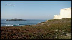 Ilha do Pessgueiro e Forte da praia do Pesegueiro