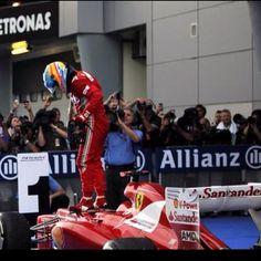 Forza Alonso! Malaysia 2012!