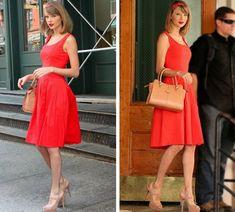 44 Mejores Imágenes De Vestido Rojo Vestidos Rojos