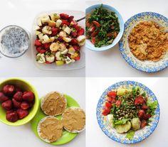Wegański jadłospis #3 – Vegan Workout