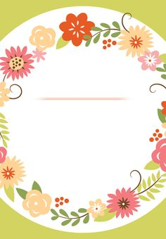Free Printable Birthday Invitation - Parade of Petals | Greetings Island