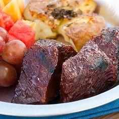 Finger Lickin' Boneless Beef Ribs Recipe on Yummly