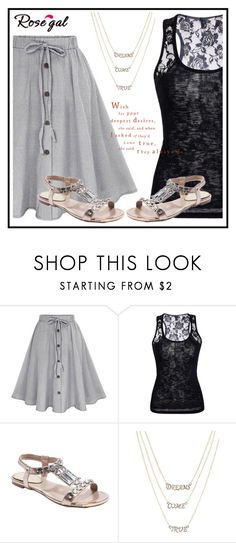 """""""Rosegal 51"""" by aazraa ❤ liked on Polyvore"""