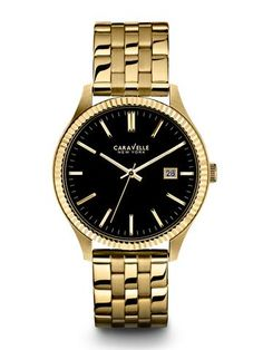 Caravelle New York Men's 44B105 Watch