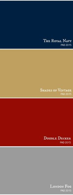 color palette with red and navy - Google Search