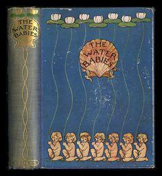 Katharine Cameron The Water Babies Art Nouveau 1st 1910 Glasgow Fairy Tale RARE | eBay